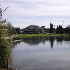 Manteca Park GC: Clubhouse