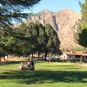 Kern Valley GC: Clubhouse