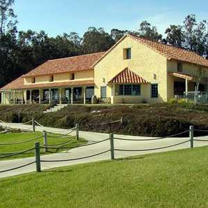 Marshallia Ranch GC: Clubhouse