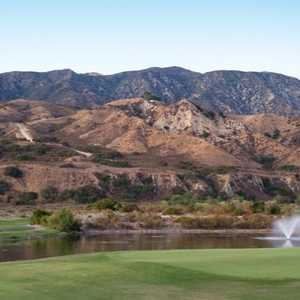 Angeles National GC: View from #2