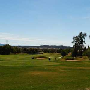 Oak Valley GC