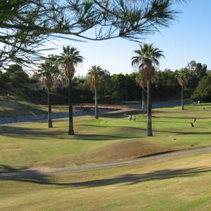 Brea Creek GC: #9