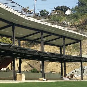Monterey Park GC: Driving range