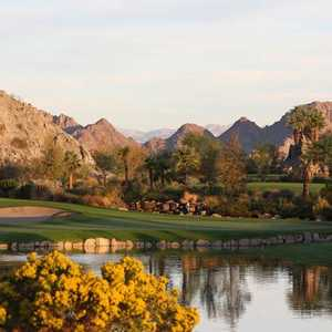 SilverRock Resort - hole 17