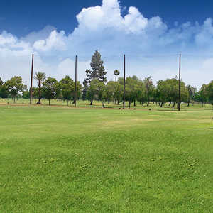 Whispering Lakes GC: Driving range