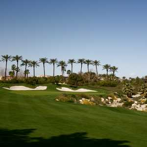 Indian Wells Golf Resort Players Course - No. 18