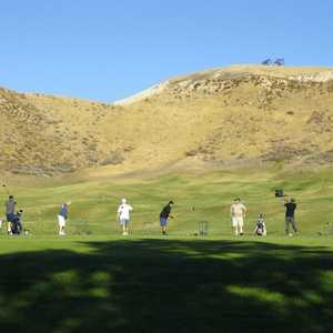 Lost Canyons GC: Driving range