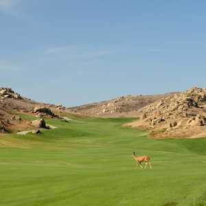 Rancho Del Sol: #6 on Mountain nine
