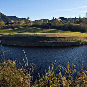 Mountain Course at Robinson Ranch Golf Club - No. 16
