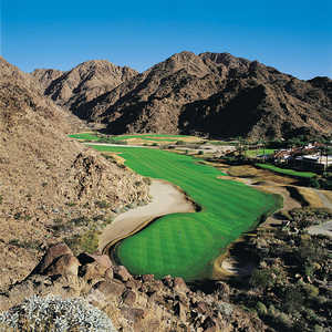 PGA WEST Pete Dye Mountain: #15