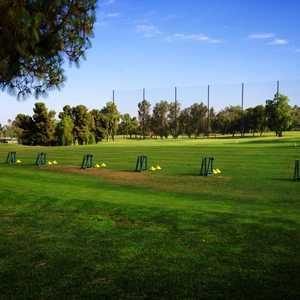 Bakersfield CC: Practice area