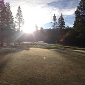 Tahoe Paradise GC
