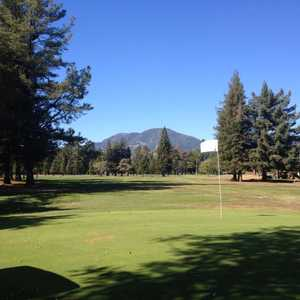 Mount Saint Helena GC