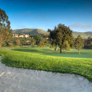 San Juan Hills GC: #18