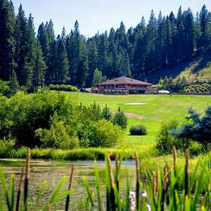 Plumas Pines GC