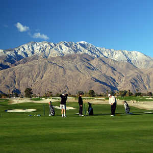 Cimarron GC: driving range
