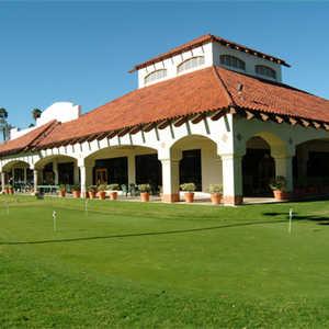 Los Serranos GCC: Clubhouse