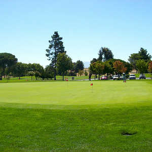 Diablo Creek GC: practice area