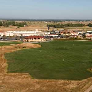 Sevillano L: driving range