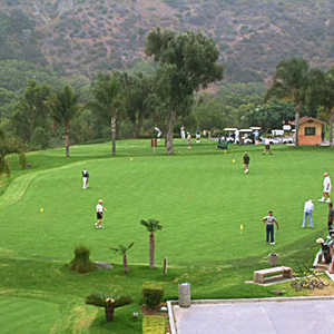 Green River GC: Practice area