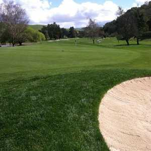 Franklin Canyon GC: #4