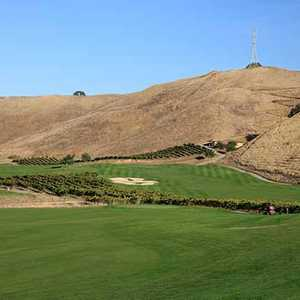 Course at Wente Vineyards: #9