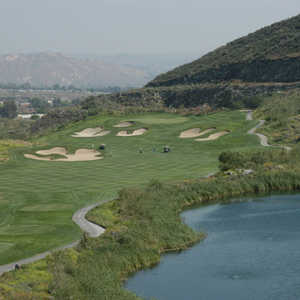 Oak Quarry GC: #10