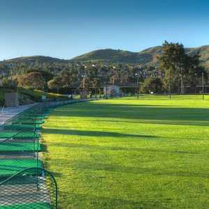 San Juan Hills CC: driving range