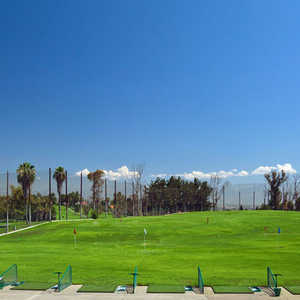 Los Angeles Royal Vista GC: driving range