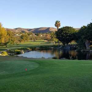San Juan Hills GC: #1