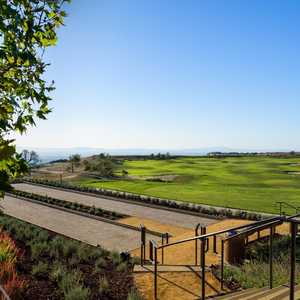 TPC Stonebrae: the driving range