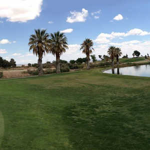 Muroc Lake GC: #17