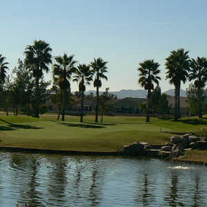 Menifee Lakes CC - The Palms GC: #14