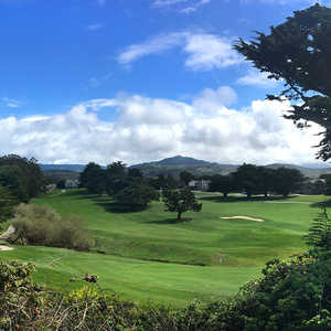 Half Moon Bay Golf Links - Old Course: #16