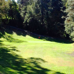 Short at Lake Chabot Municipal GC: #1