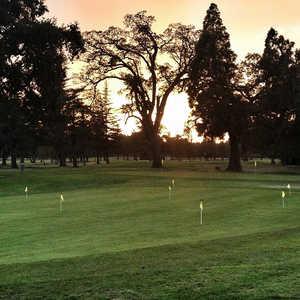 Swenson Park GC: Practice area
