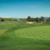 A view of the 3rd hole at Black Gold Golf Club.