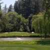 A view from tee #9 at Meadowood Resort Hotel.