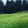 A view from fairway #5 at Apple Mountain Golf Resort.