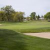 A view of hole #12 from Lakes/Oaks at Timber Creek Golf Course.