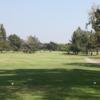 A view from tee #6 at Santa Anita Golf Course.