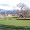 A view of a green at Vintner's Golf Club.