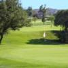 A view of hole #10 at Anaheim Hills Golf Course.