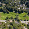 Aerial view from Mill Valley Golf Course.