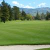 A view of a fairway at Foxtail Golf Club.