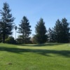 A sunny day view from Foxtail Golf Club.