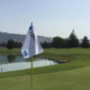 A view from a green at Foxtail Golf Club.