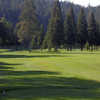 A view from tee #1 at Meadowood Resort Hotel.