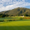 A view of the 1st green from Journey at Pechanga
