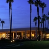 An evening view of the clubhouse (Courtesy of Eldorado Country Club)